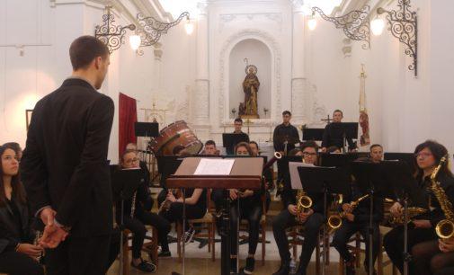 Dos formaciones de la escuela inician conciertos con motivo del 25 aniversario