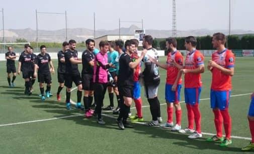 El Villena CF pierde en Benferri 2-0