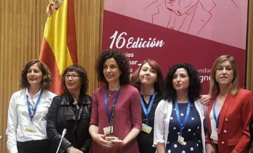 Elda obtiene el premio profesor Barea por  'Rutas asistenciales como herramienta de gestión y cambio'