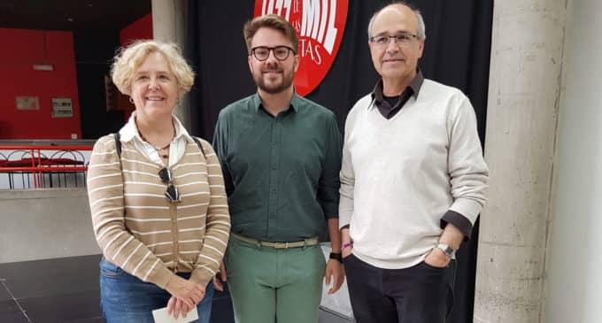El Secretario Autonómico de Igualdad asegura que Villena tendrá un punto de apoyo familiar en el último trimestre del año