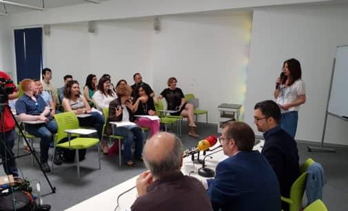 Villena acoge un encuentro con los participantes de la lanzadera de empleo