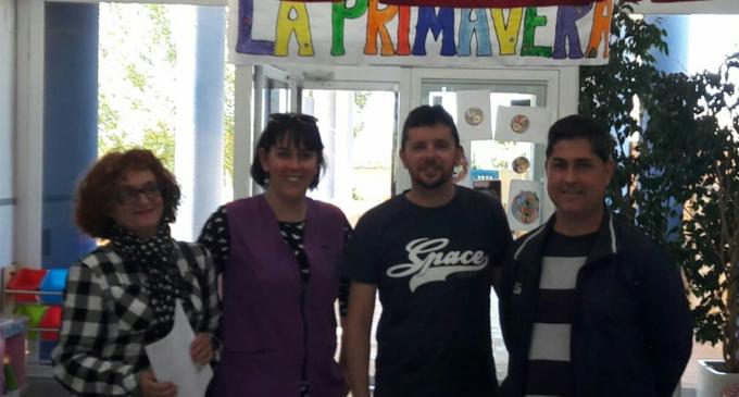 Convenio de cooperación de prácticas entre el Colegio de APADIS y el Instituto Antonio Navarro Santafé