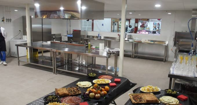 Vuelve el Curso de Cocina Internacional en el Mercado de Villena