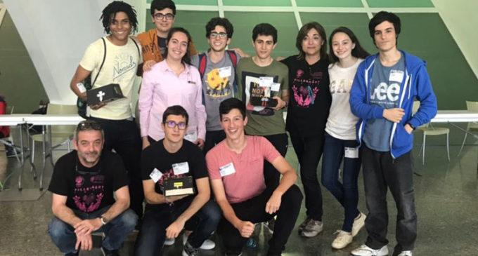 El IES Hermanos Amorós gana por segundo año consecutivo el Desafío Robot de la Ciudad de las Ciencias y las Artes de Valencia
