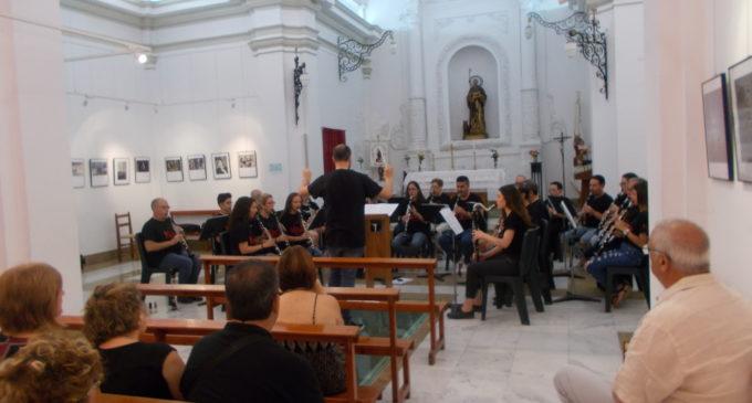 La Sociedad Musical Ruperto Chapí se fundó el 19 de mayo de 1993
