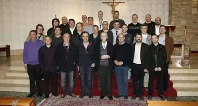 Los alumnos de la promoción de los Salesianos 76/84 se reúnen de nuevo
