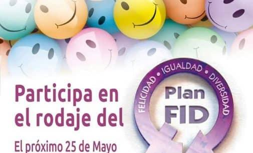 Participa en el rodaje del Plan FID