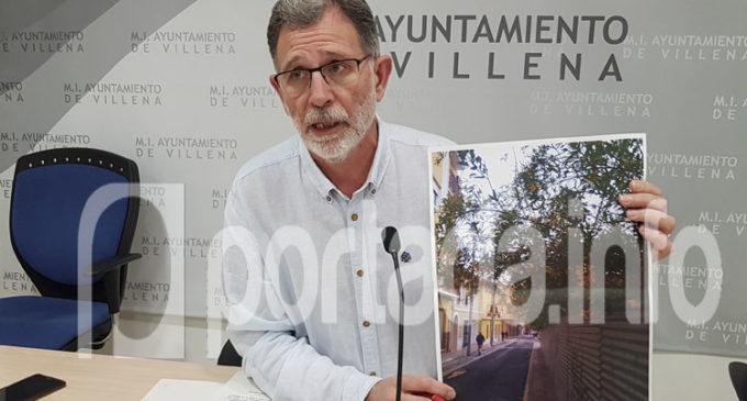 El PP demanda un tratamiento eficaz para acabar con la plaga de cochinilla en la calle La Virgen