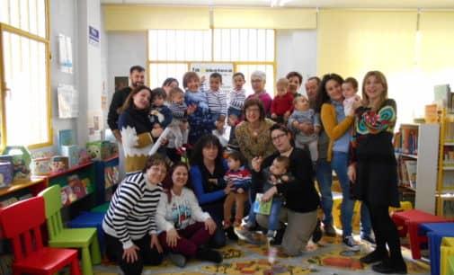 Finaliza un nuevo taller de la Bebeteca