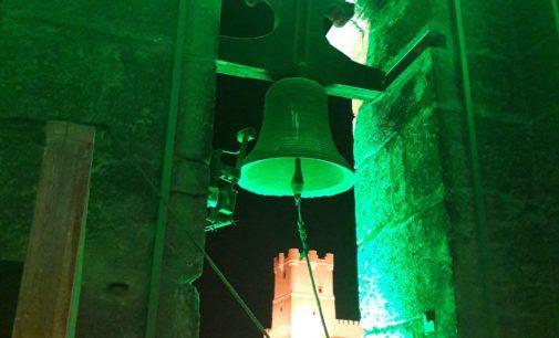 La campana Santa María de la iglesia Santa María entra en el listado de campanas góticas protegidas