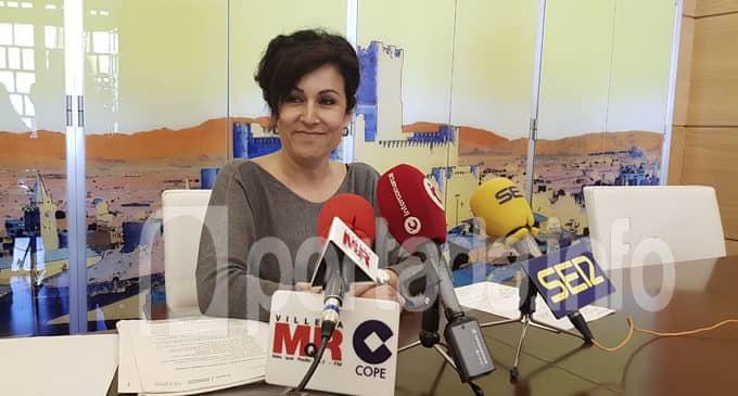 Esther Esquembre lamenta los ataques del PSOE en materia de empleo «para sacar rédito político»