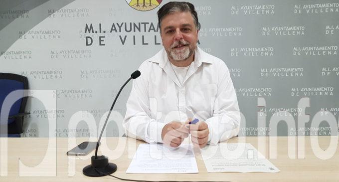 El PSOE denuncia la paralización en Villena de 219 expedientes de ayuda a la dependencia