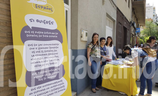 Organizan una protesta en Villena contra la ley de Plurilingüismo del Gobierno Valenciano
