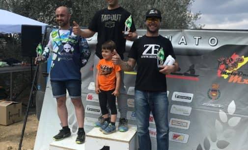 Tercer puesto para el piloto Iván Ruíz en Castellón