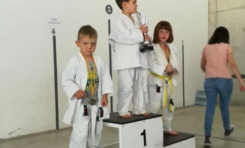 Buenos resultados del Judo CAMV en Muro de Alcoi