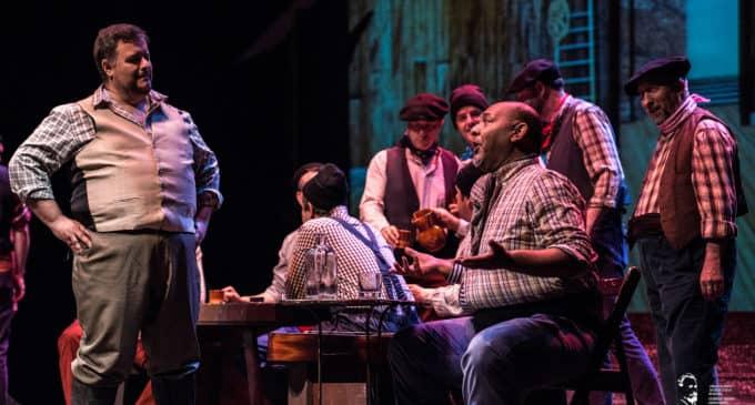 Zarzuela en el Teatro Chapí con La Tabernera del Puerto