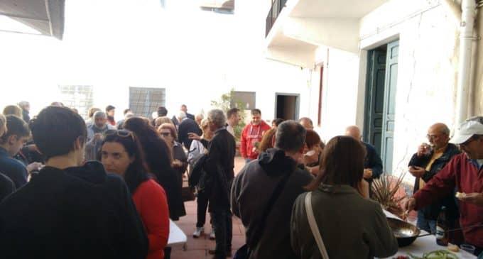 El PSOE de Villena celebra el 1 de mayo