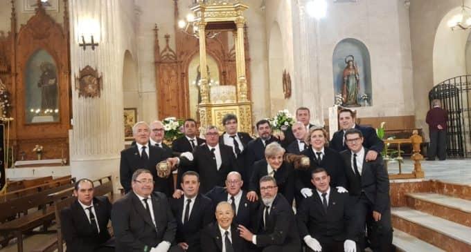 Gran participación en la procesión del Corpus Christi