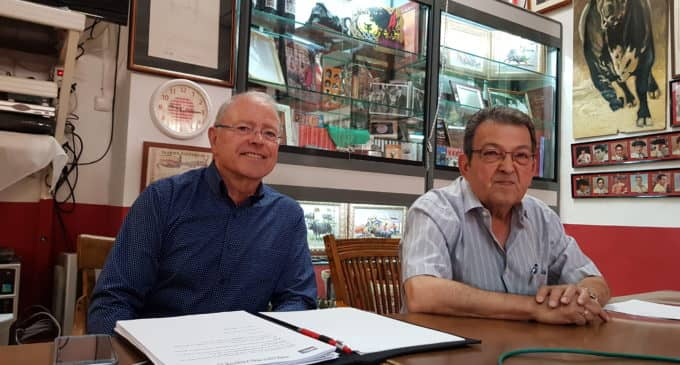 Los Taurinos no descartan convocar una manifestación a favor de los festejos taurinos