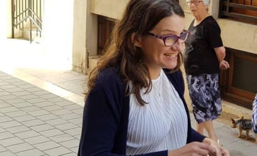 La vicepresidenta del Consell desmiente la paralización de las ayudas a la atención a la dependencia en Villena