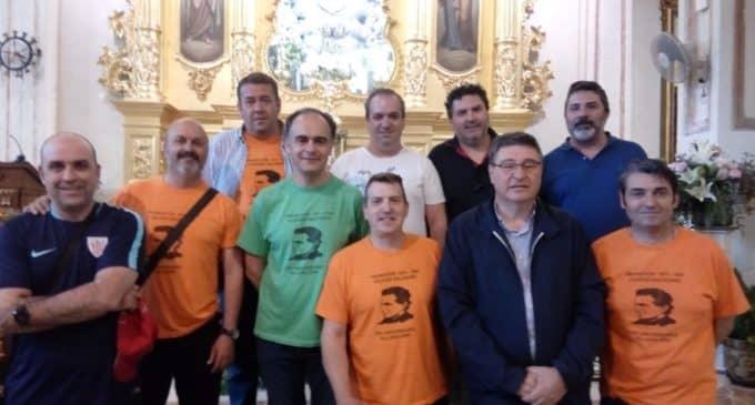 Convivencia de antiguos alumnos y familiares de la promoción 1976/84 del colegio Salesiano de Villena