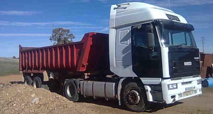 Villena adjudica  el renting de un camión volquete para el servicio de limpieza viaria