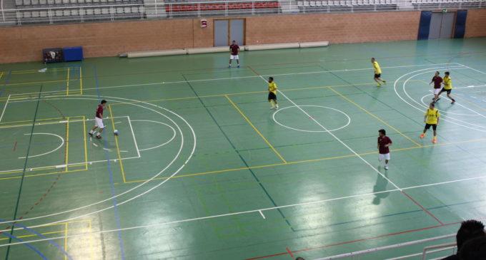 Organizan las 24 horas de fútbol sala en el Pabellón Cubierto de Villena