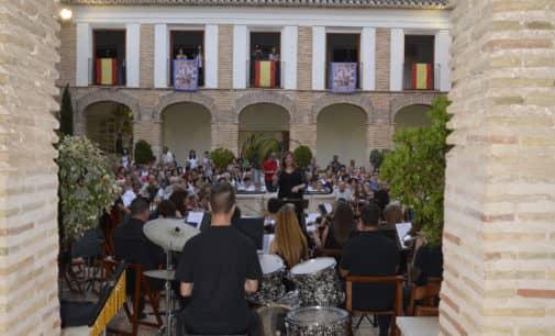 El santuario acogerá el festival de fin de curso de la escuela de música de la Sociedad Ruperto Chapí