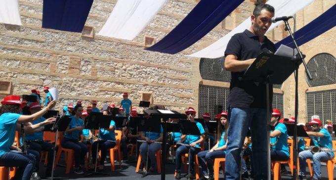 """La Sociedad pregona en el VEM que """"Villena vibre"""""""