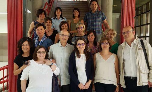 La Vicepresidenta, Mónica Oltra, se reúne con los servicios sociales de nuestra ciudad