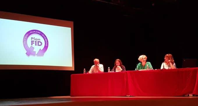 Crean  el sello FID (Felicidad, Igualdad y Diversidad) para actividades culturales en Villena