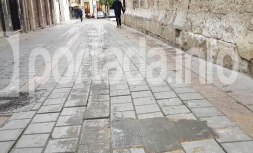 El Ayuntamiento de Villena reparará un tramo de la calle Ramón y Cajal