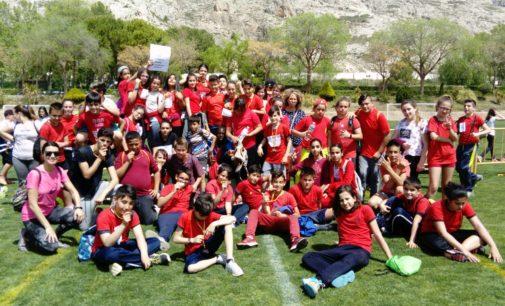 La Conselleria de Educación reconoce al colegio público Ruperto Chapí como centro promotor de la actividad física y el deporte (CEPAFE)