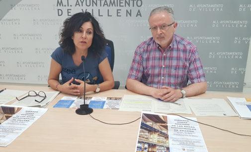 Villena abordará la nueva Ley de áreas  industriales