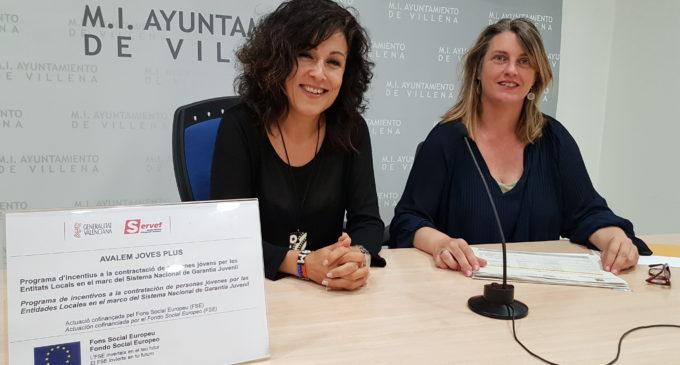 El Servef  concede casi 400.000 euros para la contratación de 26 jóvenes