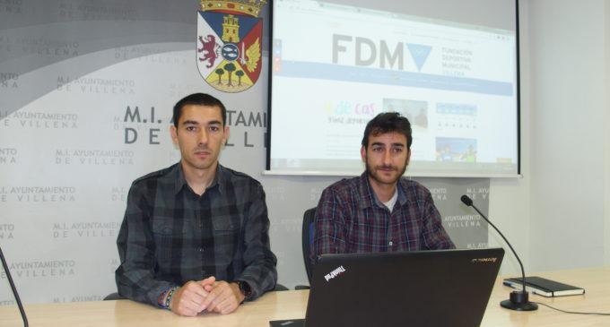 La Fundación Deportiva Municipal pone en marcha el pago telemático