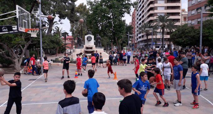 El club de baloncesto V-14 organiza su V Campus de Pascua