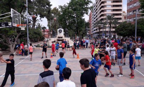 Arranca el 45 aniversario del V-74 con la celebración del Basquet por tu ciudad
