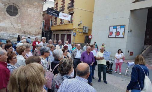 La Plataforma de Villena para la defensa del sistema público de pensiones volverá a concentrarse el lunes