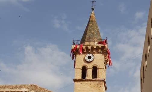 El templo Arcedianal celebra la fiesta en honor a Santiago Apóstol