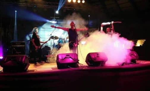 El grupo de rock Dr Vulcano saca su primer disco