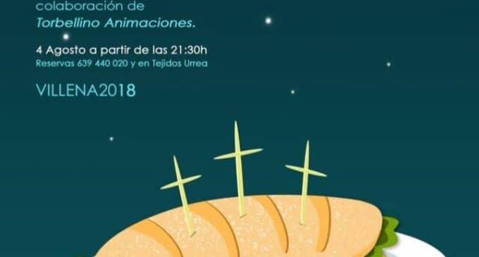 Celebran el 40 aniversario de la asociación de vecinos de Las Cruces con una cena en el merendero del paraje