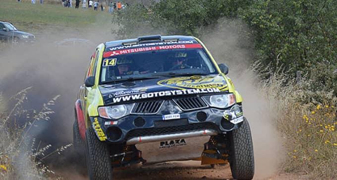"Metal Lube Rally Raid en el mundial ""Baja España"""