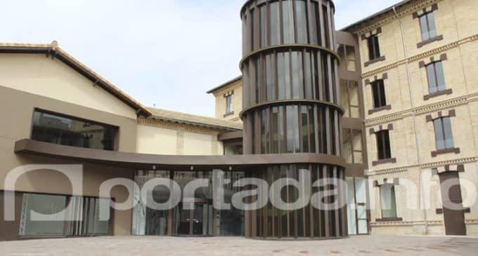 Los Verdes mostrarán al conseller de Cultura el edificio de la Electroharinera en una visita privada