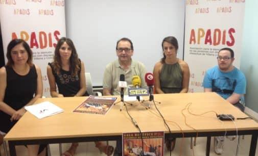 40 usuarios de APADIS participan en una pasarela de moda inclusiva