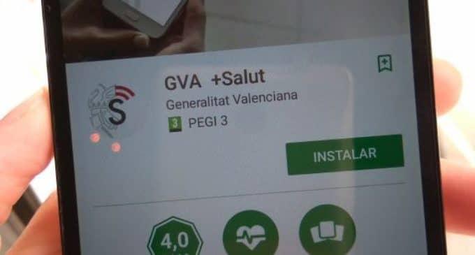 La ciudadanía ya puede controlar su medicación con la nueva actualización de la app GVA+Salut