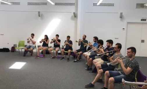 La Sede Universitaria de Villena inaugura las Jornadas Brass-Fest