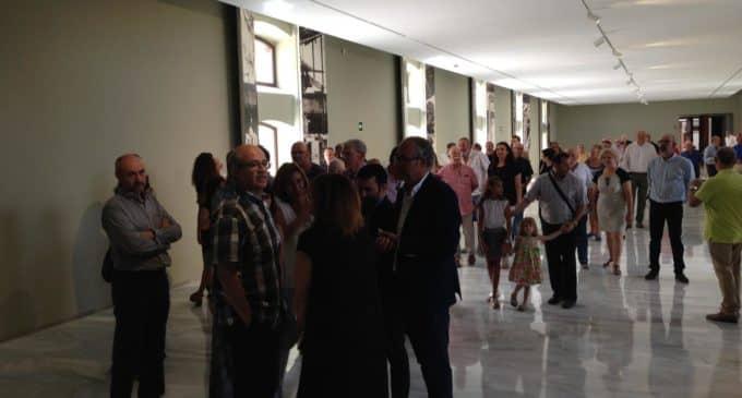 Vicent Marzà incide en que la  Electroharinera realzará el Tesoro de Villena