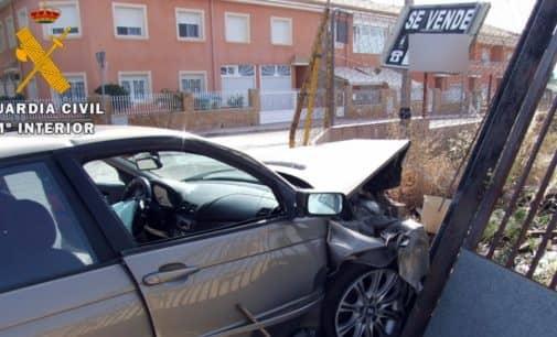 La Guardia Civil detiene a un joven por robo de vehículos en Villena y Caudete