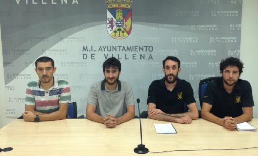 100 jugadores participarán en el III Trofeo Dani Díaz organizado por el Hockey Club Villena